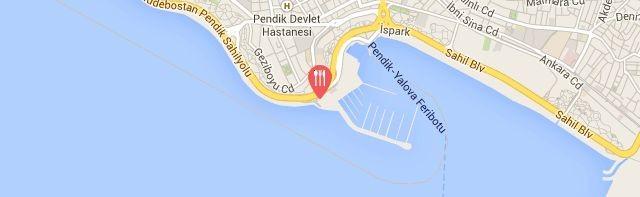 Temenye Et & Kebap Marin, City Port