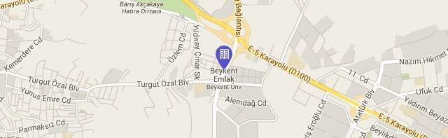 Beykent Üniversitesi, Beylikdüzü Yerleşkesi