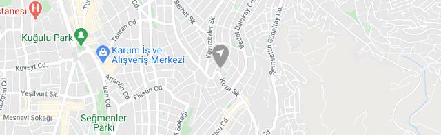 New Ares Spa, Koza Milenyum Otel