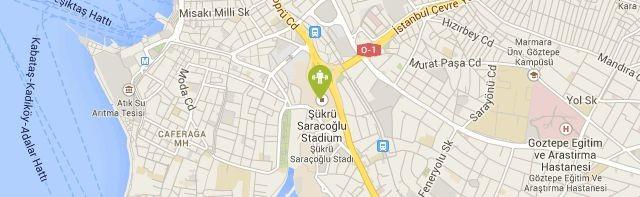 Fenerbahçe Şükrü Saraçoğlu Stadyumu