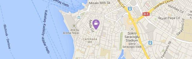 Marakeş Nargile Cafe