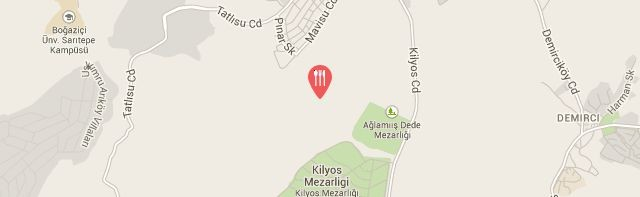 Kudeta Restaurant, Zekeriyaköy