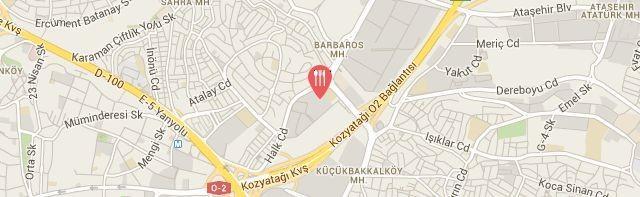 Brasserie Polonez, Palladium Avm