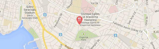 Nakkaş Kebap, Göztepe