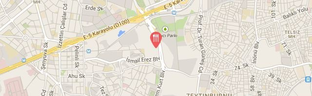 Midpoint, Marmara Forum  Avm