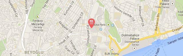 Al Bushra Restaurant, Hilton İstanbul Bosphorus