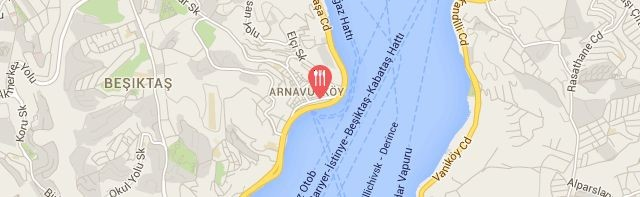 Sur Balık Restaurant, Arnavutköy