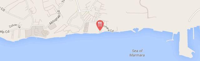 Saklı Deniz Restaurant & Cafe