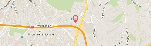 Zeytindalı Cafe & Restaurant, Esentepe