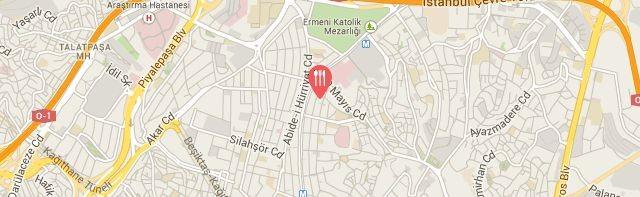 Merih Cafe Restaurant, Şişli