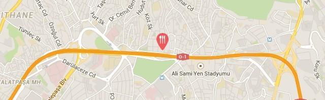 Mori Sushi Bar, Trump Cadde