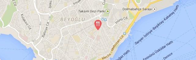 Taksim My House