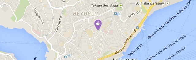 Symbol Cafe & Restaurant, Taksim