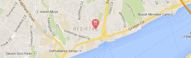 Sokak Restaurant Cengiz'in Yeri