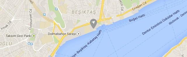 İst Too, Shangri-La Bosphorus
