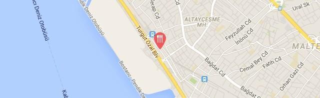 Birbey Tophane Restaurant Cafe