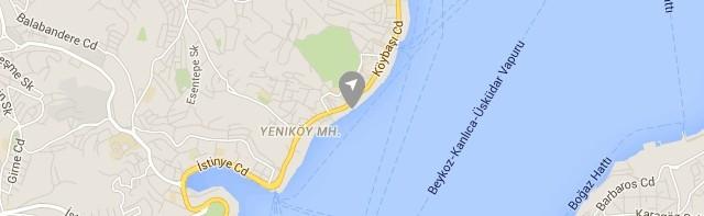 Arnavutköy Balıkçısı, Arnavutköy