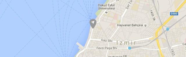 First Street Cafe Alsancak Konak Izmir Mekancom