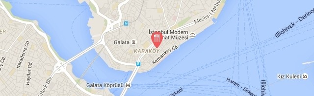 Mitte Karaköy