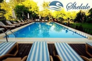 Ağva Shelale Hotel'den Sıcak Havadan Bunalanlar İçin Havuz Girişi