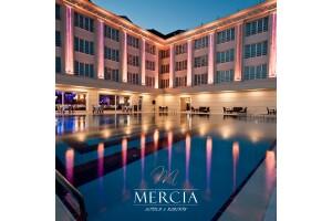 Mercia Hotels & Resort'ta Tek veya Çift Kişilik Konaklama Keyfi