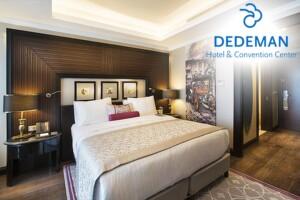 Dedeman Bostancı Hotel'de Çift Kişi 1 Gece Konaklama Seçenekleri