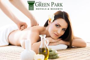 The Green Park Hotel Pendik Green Spa Kese Köpük, Masaj ve Bakım Paketleri