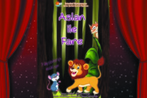 Aslan İle Fare Tiyatro Oyununa Bilet
