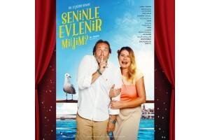 'Seninle Evlenir Miyim?' Tiyatro Bileti