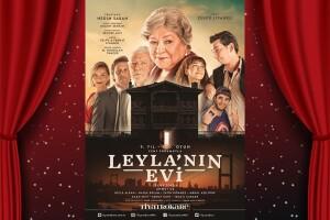 'Leyla'nın Evi' Tiyatro Oyunu Bileti