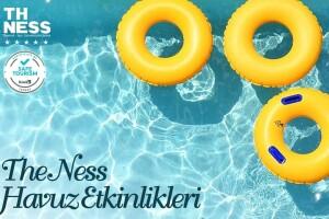 The Ness Termal Hotel'de 5 Çayı İkramları Dahil Açık Havuz Kullanımı