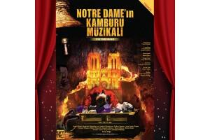 Victor Hugo'nun Ölümsüz Eseri Notre Dame'in Kamburu Müzikali'ne Bilet