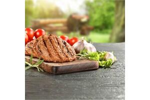Çiçekliköy Yeni Asmalı'da Izgara Tavuk veya Köfte Menü İle Yemek Keyfi
