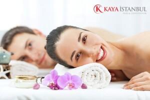 Kaya İstanbul Fair & Convention Hotel'in Spa Merkezi'nde Masaj Keyfi