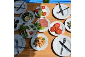 Şirinköy Kahvaltı ve Mangal Keyfi'nde Serpme Kahvaltı & At Binme