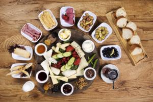 Ağa Lokantası'ndan Pazar Hariç Her Gün Açık Büfe Kahvaltı Keyfi