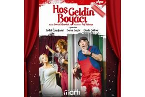 'Hoşgeldin Boyacı' Tiyatro Oyunu Bileti