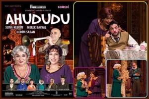 Efsane Bir Kadronun Sahnelediği 'Ahududu' Adlı Tiyatro Oyununa Bilet