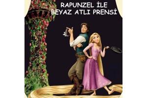 Eğlence Dolu 'Rapunzel ile Beyaz Atlı Prensi' Tiyatro Oyununa Bilet