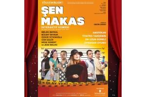 Şen Makas Adlı İnteraktif Komedi Oyununa Tiyatro Bileti