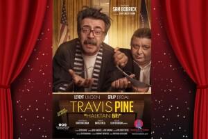 Travis Pine - Halktan Biri Adlı Tiyatro Oyununa Bilet