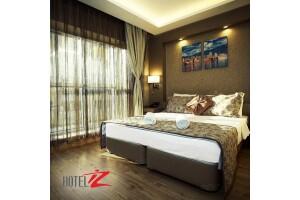 İz Hotel İzmir'de Kahvaltı Dahil Konaklama Seçenekleri