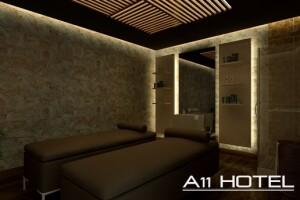 A11 Hotel Ataşehir Beg Spa Islak Alan Kullanımı ve Masaj