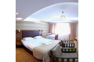 Grand As Hotel'de Kahvaltı Dahil Konforlu Konaklama