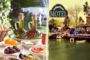 Ağva Motel Sebastian'da Enfes Serpme Köy Kahvaltısı Keyfi