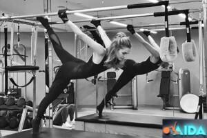 Aida Pt Pilates'ten İnceltici Etkisi Olan 2 Ders Reformer Cadillac