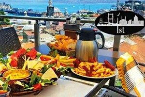 Süleymaniye Yeditepe Teras Restaurant'ta Diyarbakır Köy Kahvaltısı
