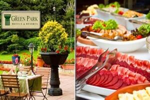 The Green Park Merter Lotus Bar'da Hafta Sonuna Açık Büfe Kahvaltı