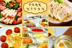 Dudullu Nivan Kebap Et Restoran'da Serpme veya Açık Büfe Kahvaltı