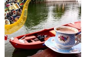 Nehir Perisi Ağva'da Serpme Kahvaltı Keyfi